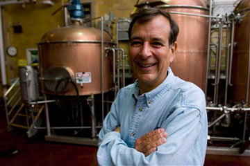 Jim Koch, founder of The Boston Beer Company and my man crush.